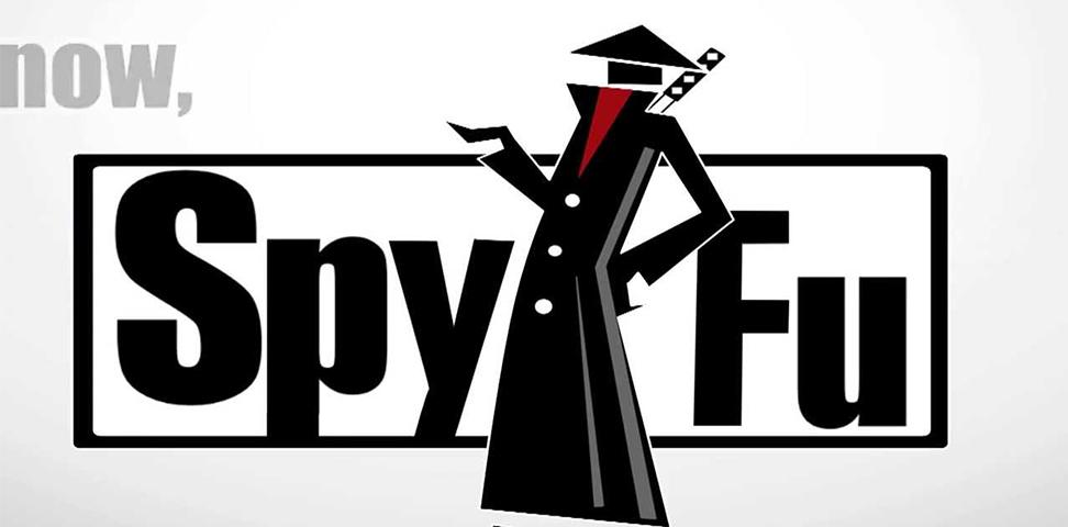 SpyFu – Công cụ kiểm tra từ khoá và các bài quảng cáo.