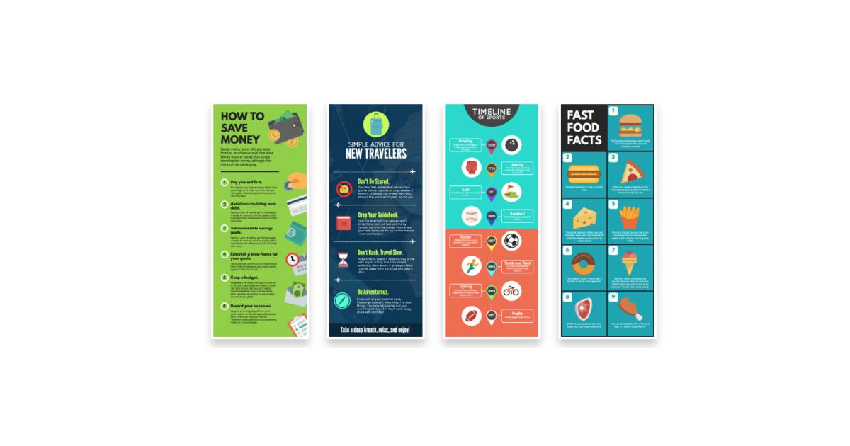 8 công cụ thần kì để tạo infographic