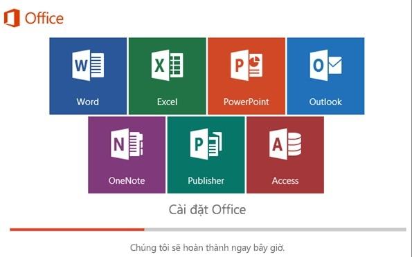 Bộ cài Office 365 Pro Plus - Ver 2016 - Offline installer