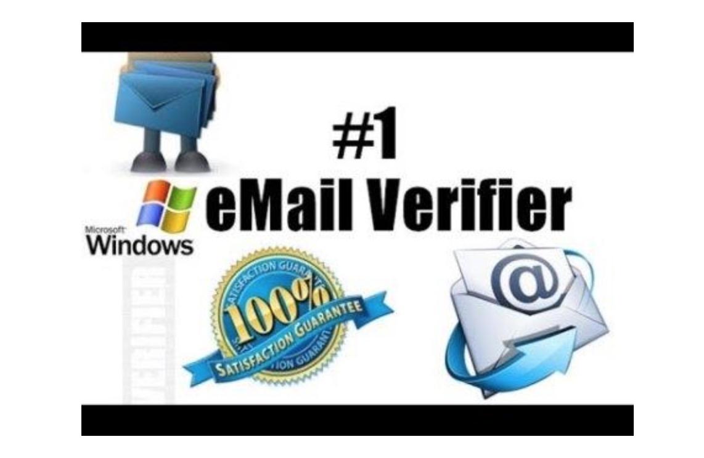 EMail Verifier - Phần mềm lọc Email sống chết miễn phí nhanh nhất