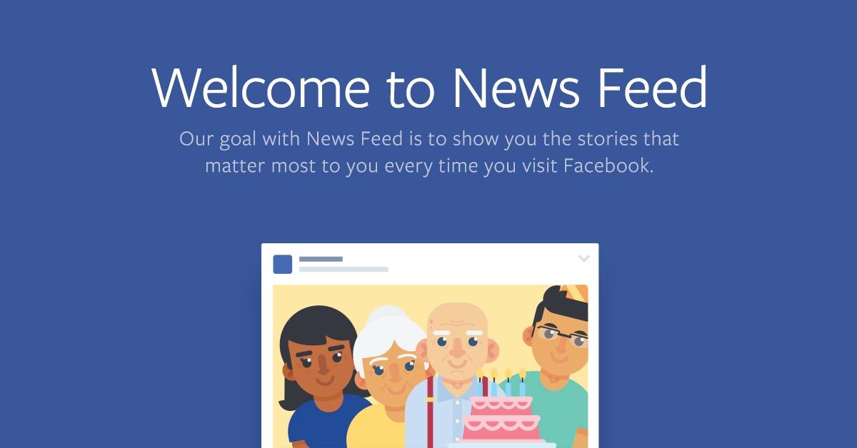 Facebook sẽ bắt đầu ưu tiên Newsfeed theo nơi sống của người dùng