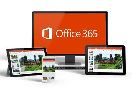 Microsoft Office 365 - hoàn thiện quy trình làm việc di động