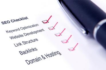 Bản checklist những điều cần duyệt trước khi public website