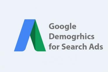 Các bước thiết lập nhân khẩu học cho mạng tìm kiếm