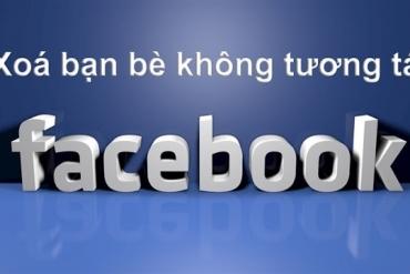 Cách xoá bạn bè ít tương tác trên Facebook trong 5 phút