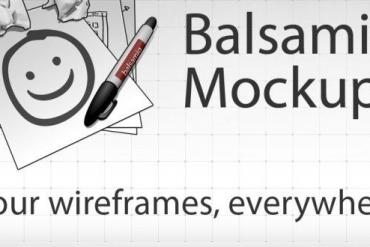 Công cụ thiết kế bố cục website – Balsamiq Mockups