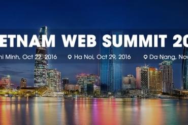 Hội nghị về web tại Việt Nam hỗ trợ đặc biệt cho các Startup