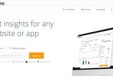 Kỹ thuật sử dụng similarweb để phân tích SEO app ứng dụng