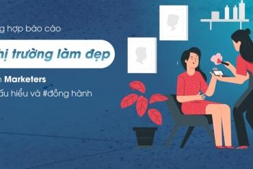 Thấu hiểu hành vi người tiêu dùng thị trường làm đẹp Việt Nam
