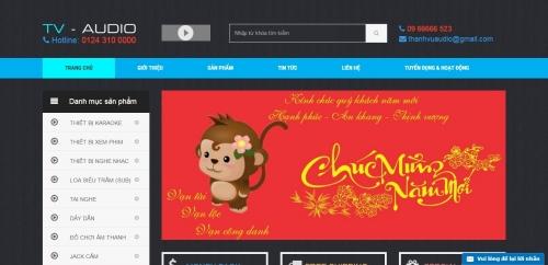 Thiết kế web bán hàng 06
